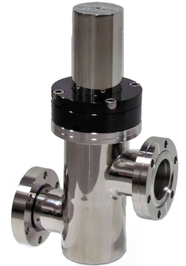 Conflat vacuum valves