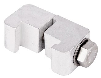 ISO Flange  Double Claw Clamp