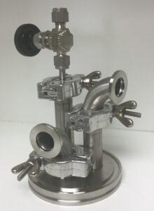 Vacuum Gauge Calibration stand