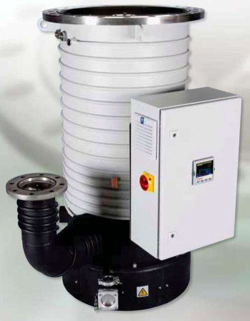 Leybold DIJ Diffusion Vacuum Pump