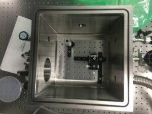 Vacuum Chamber Inside