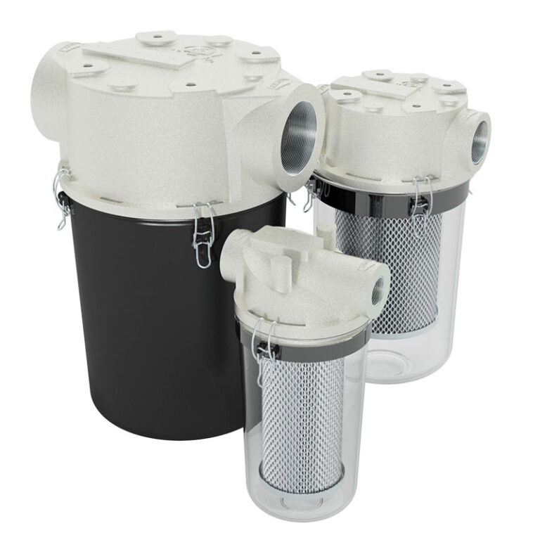 Vacuum Pump Inlet Filter
