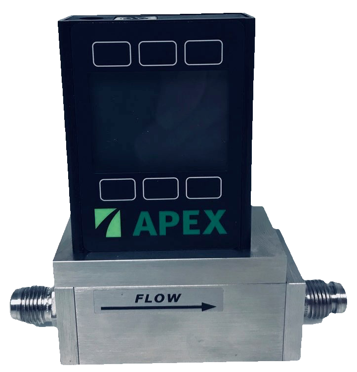 Apex Mass Flow Controllers, Meters and Pressure Controllers