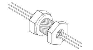 4-Pin Baseplate 1000V