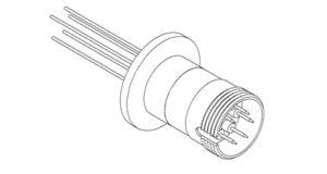 5-Pin Multipin QF16 500V