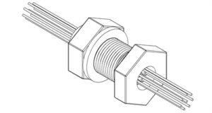 8-Pin Baseplate 1000V