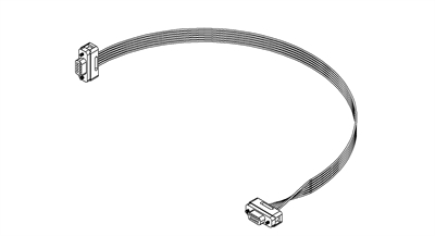 9-Pin In-Vacuum Connector-Connector