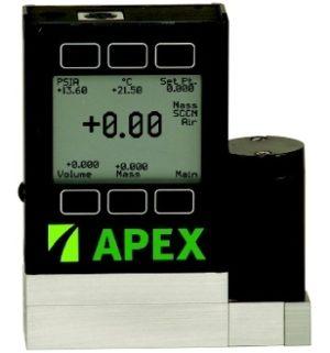 Apex Aggressive Gas Mass Flow Controller