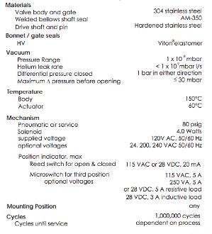 CF-F Metric 3 Position Valve