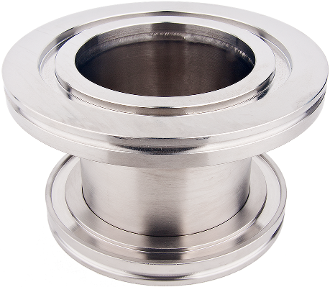 ISO Flanged Straight Adapter