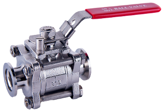 Manual Ball Valve NW Flanged