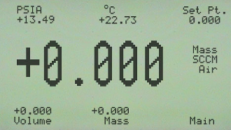 Mass Flow Meter