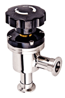 NW Manual Right Angle Valve
