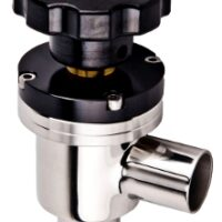 Tube End Manual Right Angle Valve