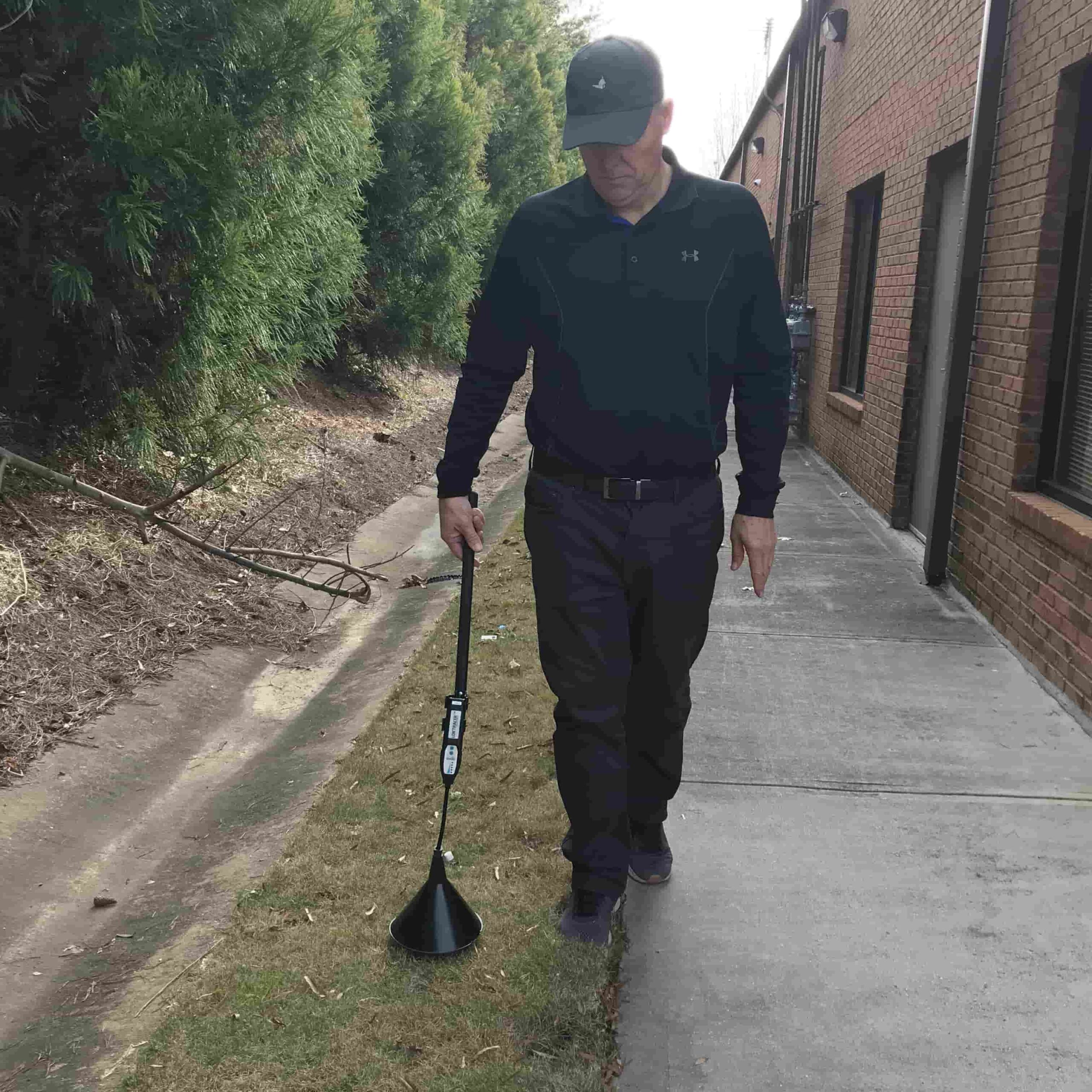 subsurface water line leak detection to find underground pipe leaks fast