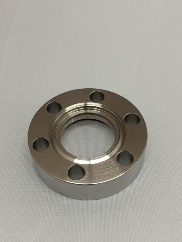 Non-Magnetic All-Titanium Viewport