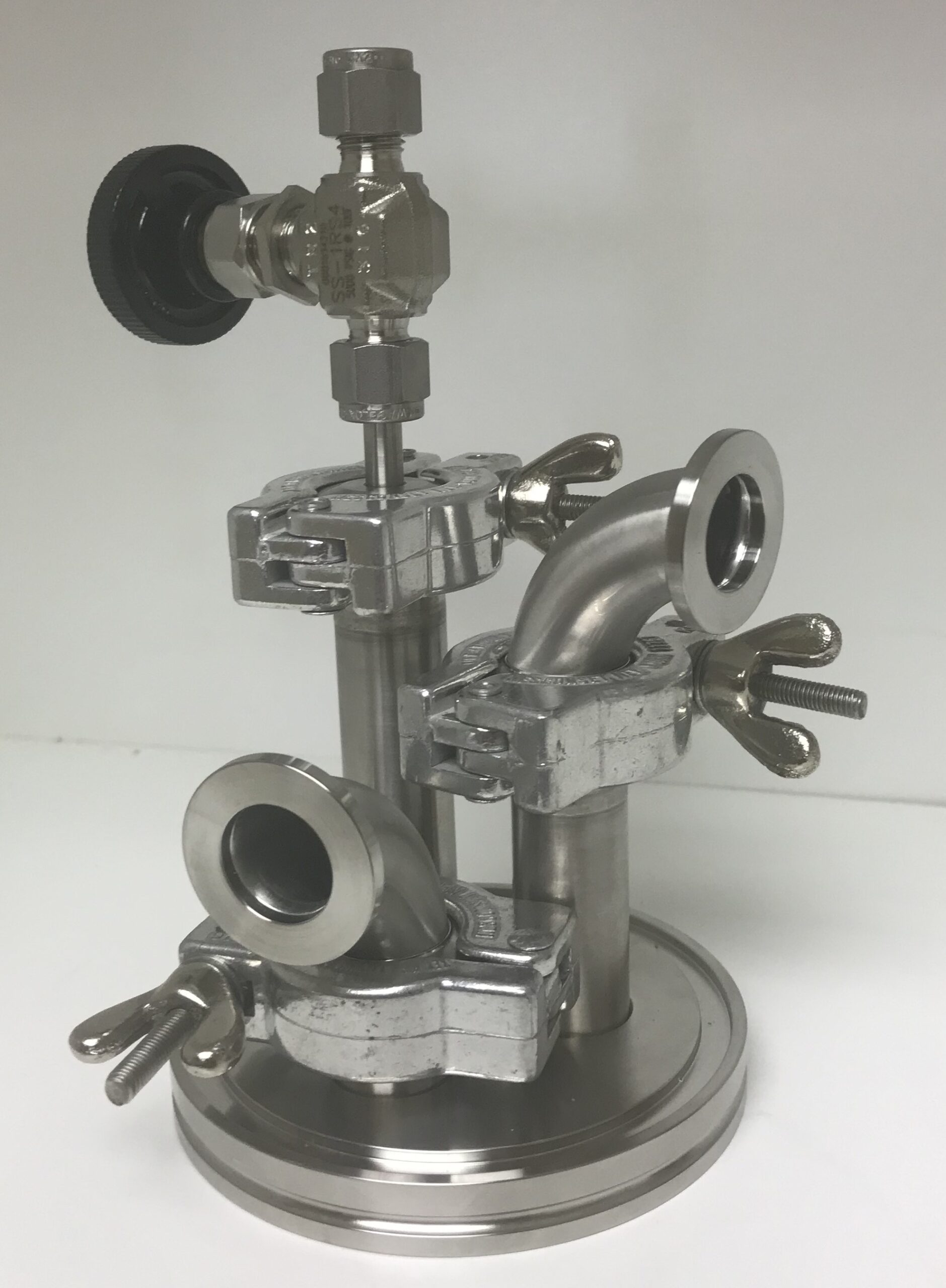 Vacuum Gauge Calibration stand