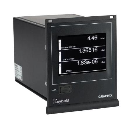 Leybold Vacuum Graphix Vacuum Gauge Controller