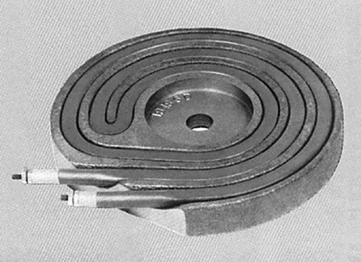 Varian Diffusion Pump Heater