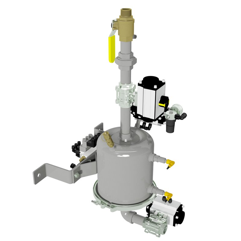 Vacuum Medical Inlet Filter
