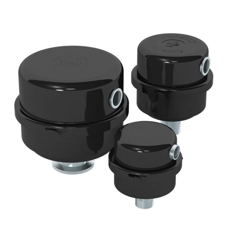 Vacuum Dry Pump Dry Vacuum Pump Compact Discharge Filter Silencer