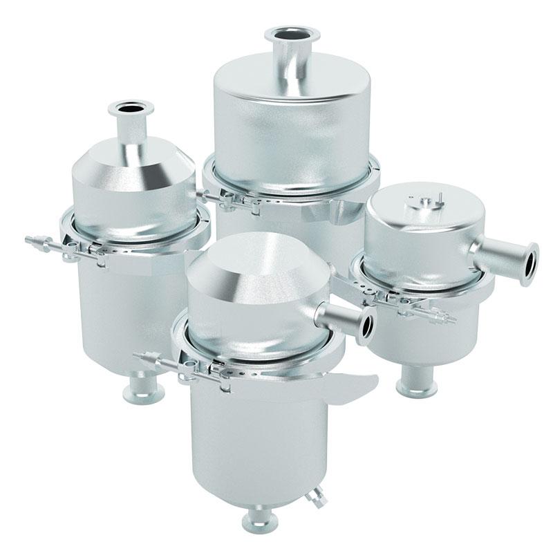 Vacuum Pump Inlet Filter