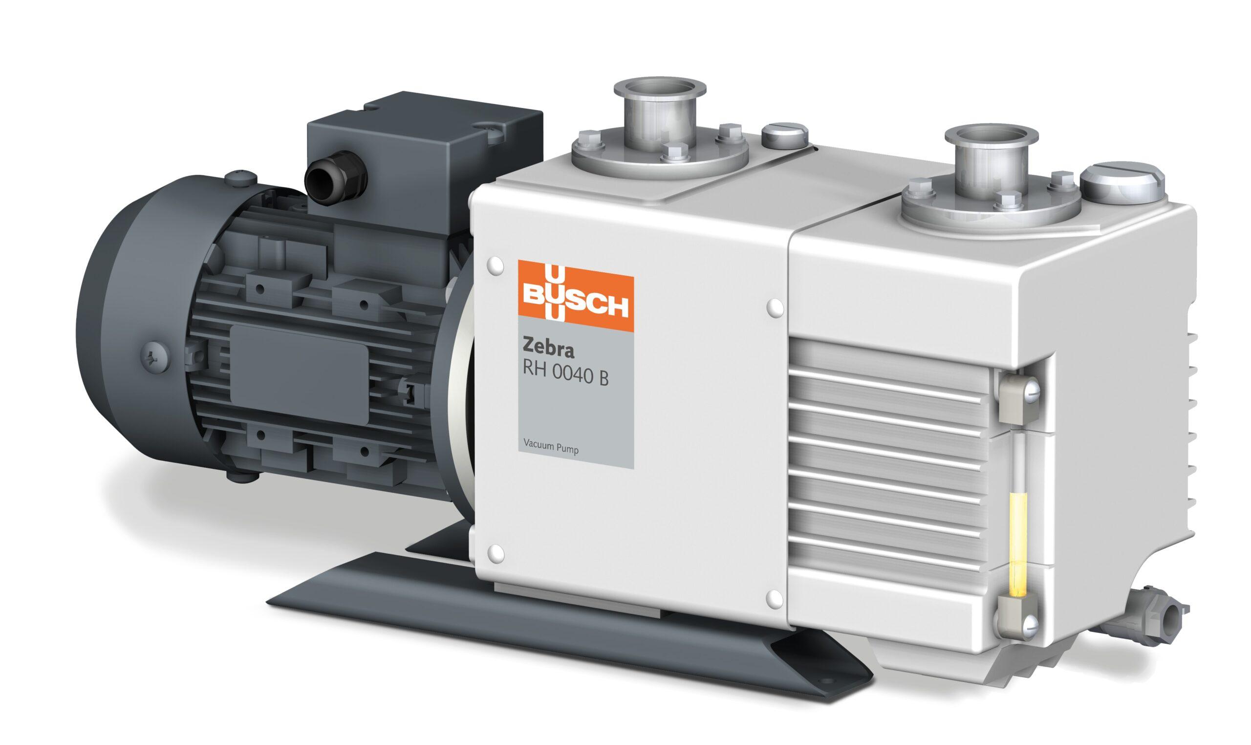 Busch Rotary Vane Vacuum Pump
